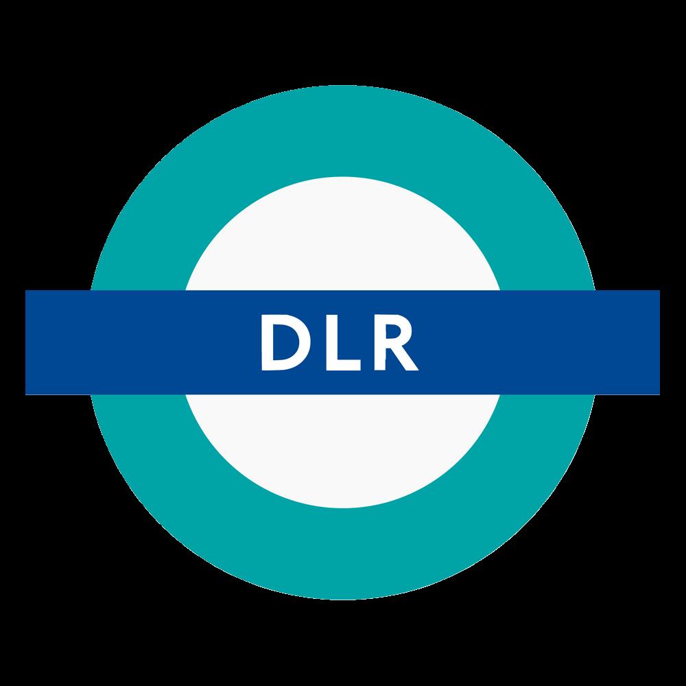 DLR Logo (Docklands Light Railway) png