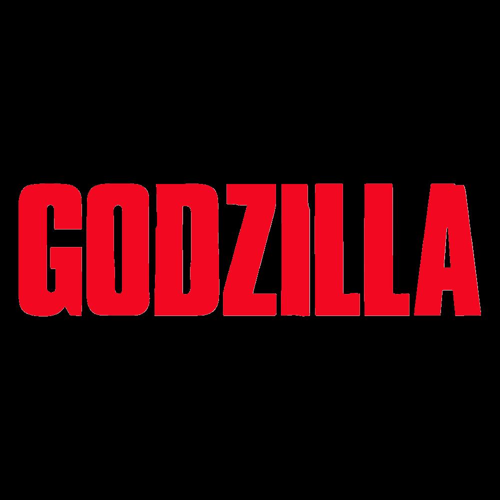 Godzilla Logo png
