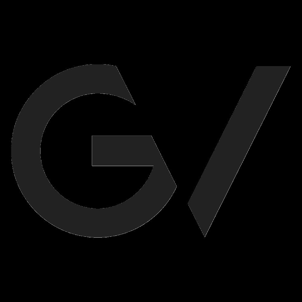GV Logo (Google Ventures) png