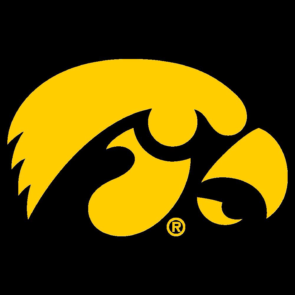 Iowa Hawkeyes Logo png
