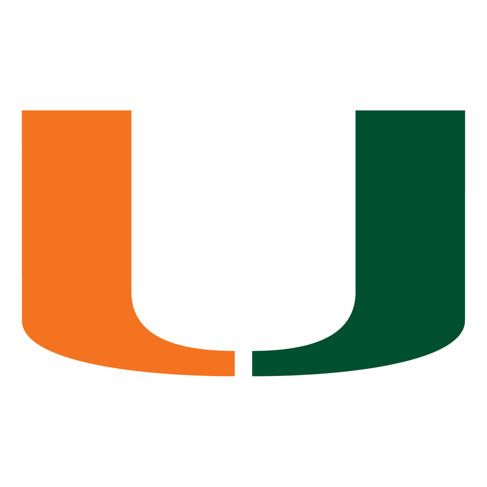 Miami Hurricanes Logo png
