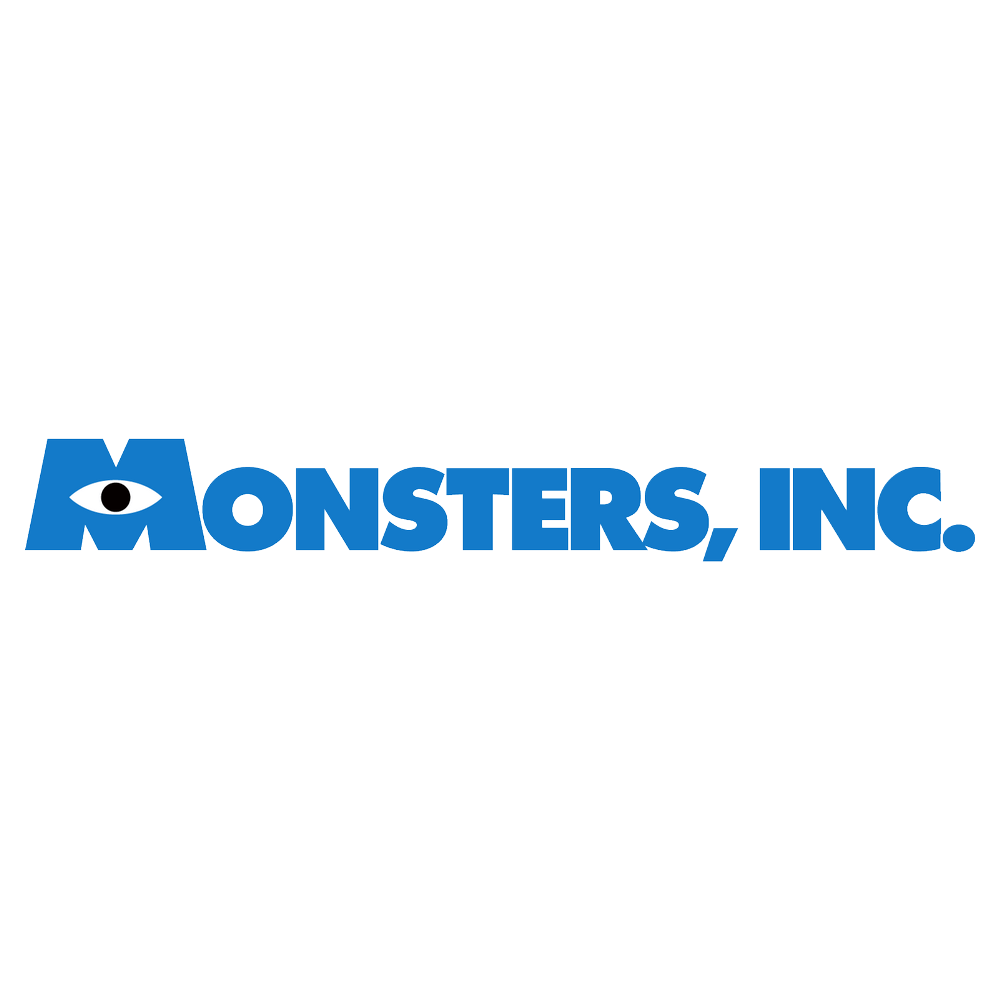 Monsters Inc Logo png