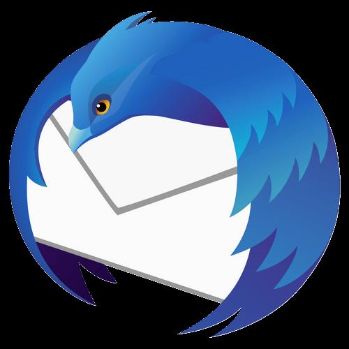 Mozilla Thunderbird Logo png