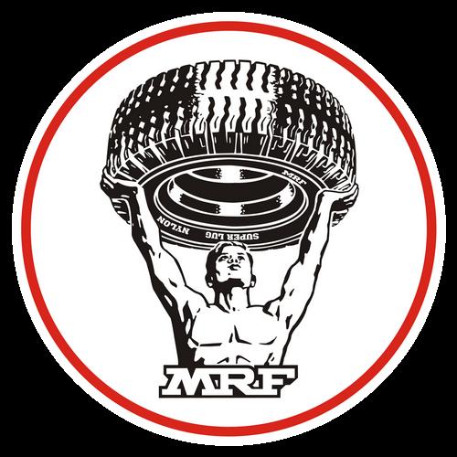 MRF Logo (Madras Rubber Factory) png
