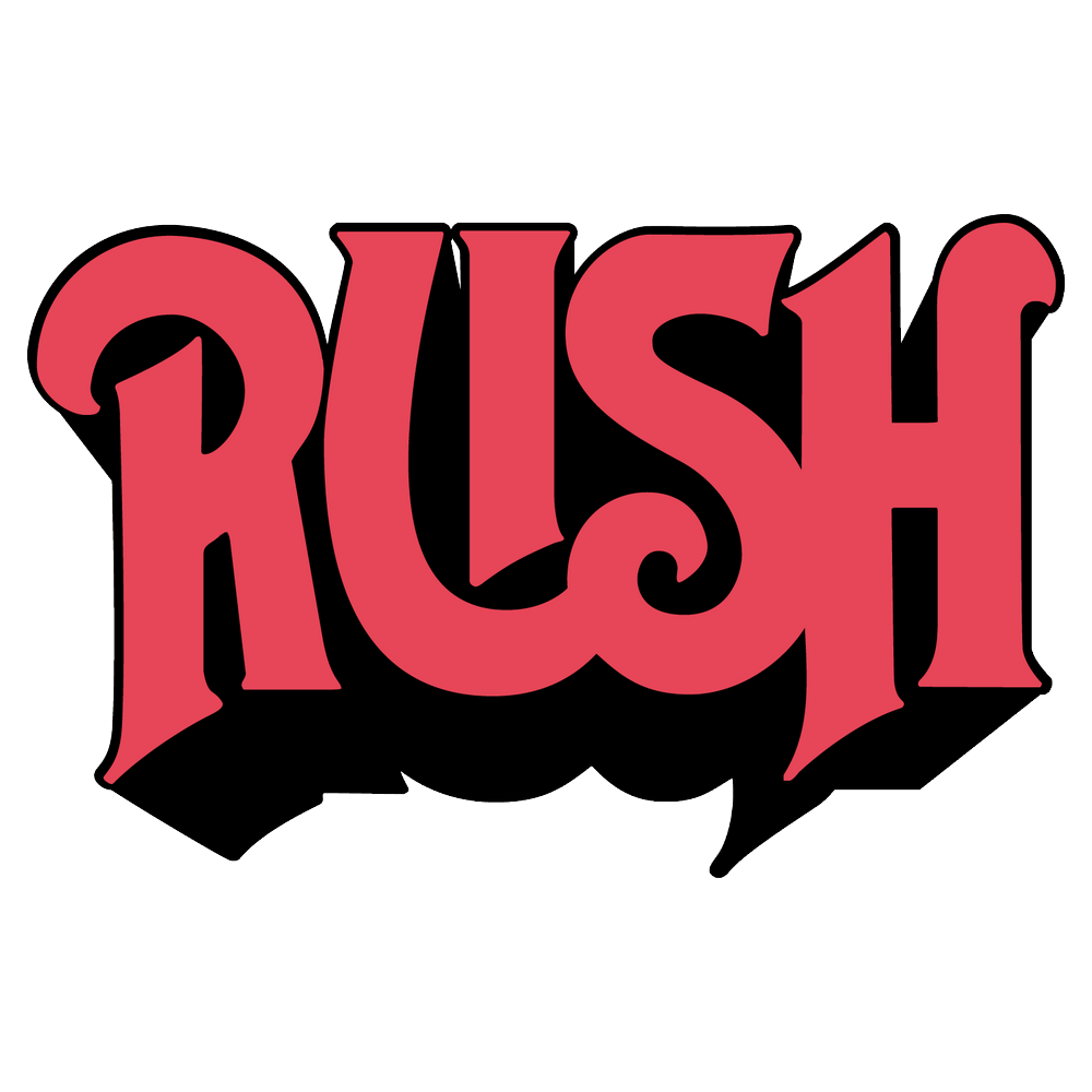 Rush Logo png
