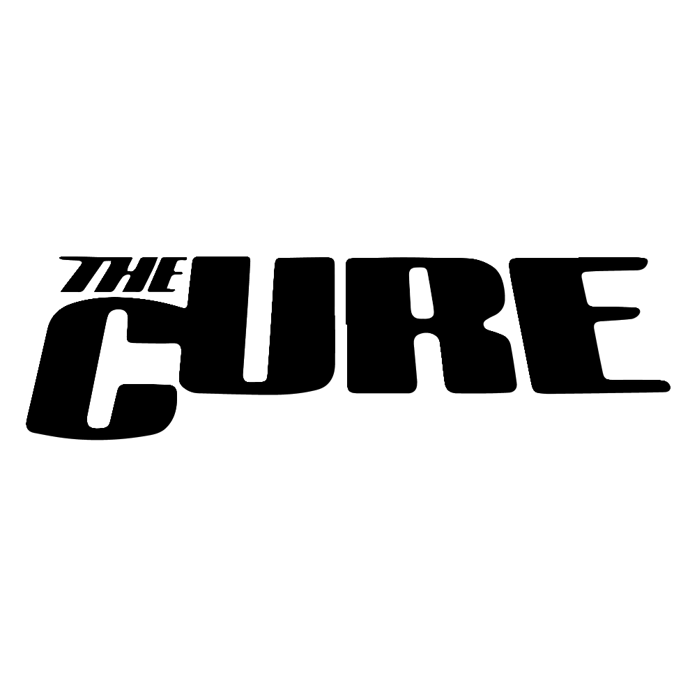 The Cure Logo png