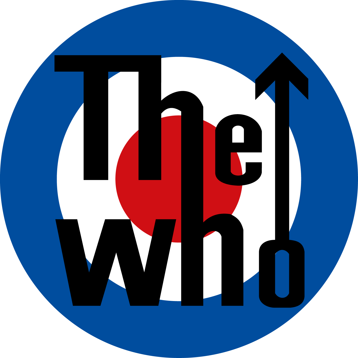 The Who Logo png