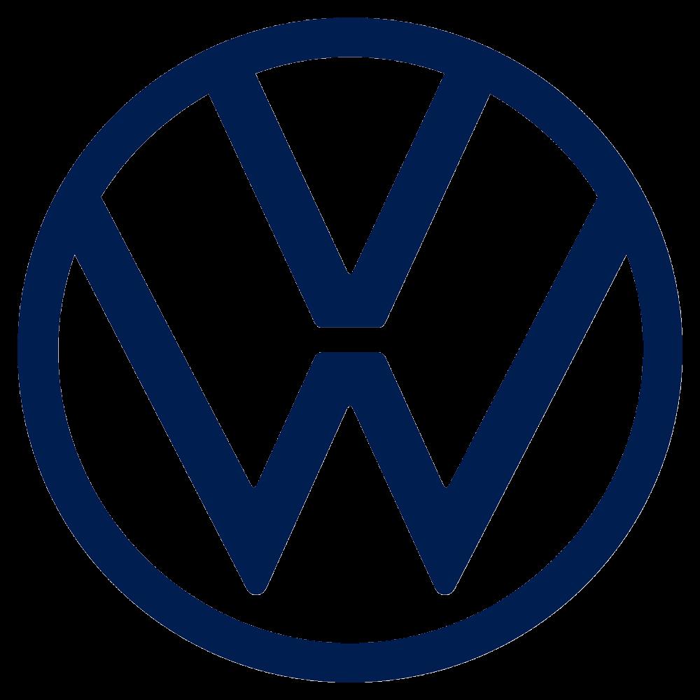 VW Logo (Volkswagen New Logo) png