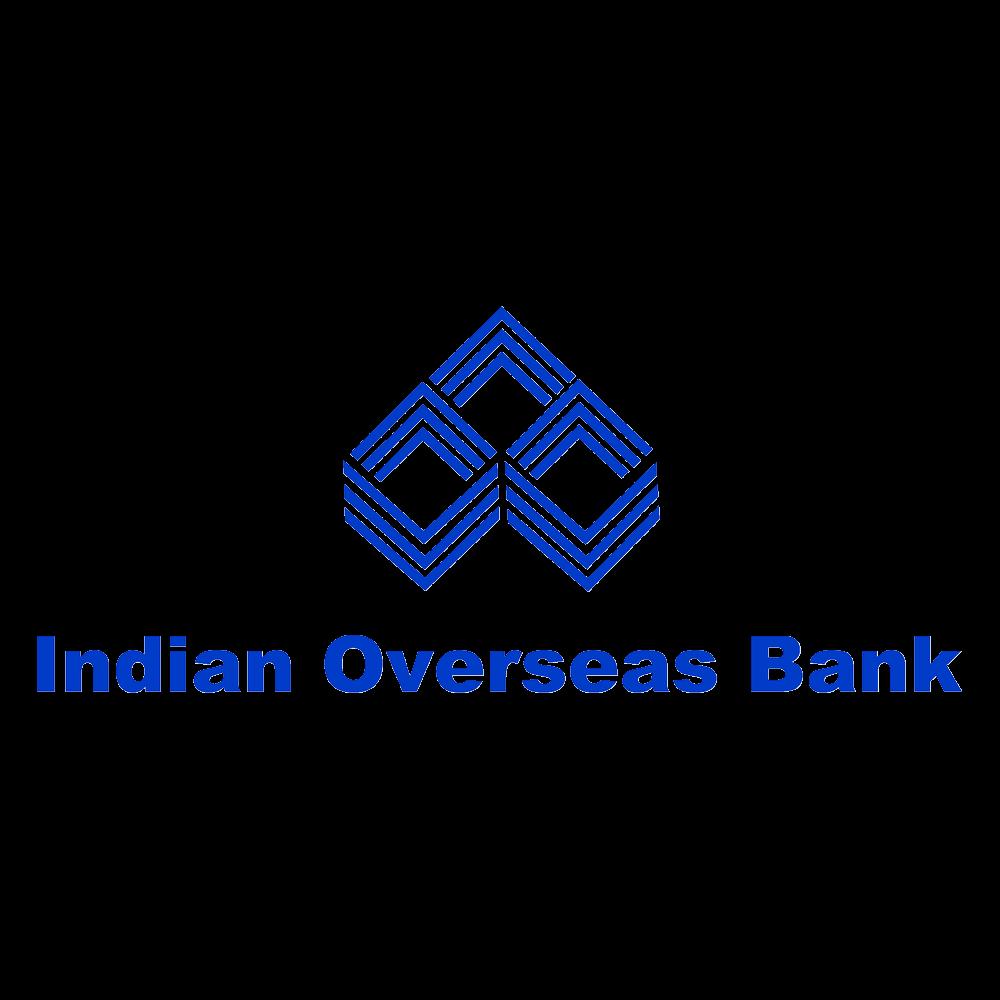 Indian Overseas Bank Logo png