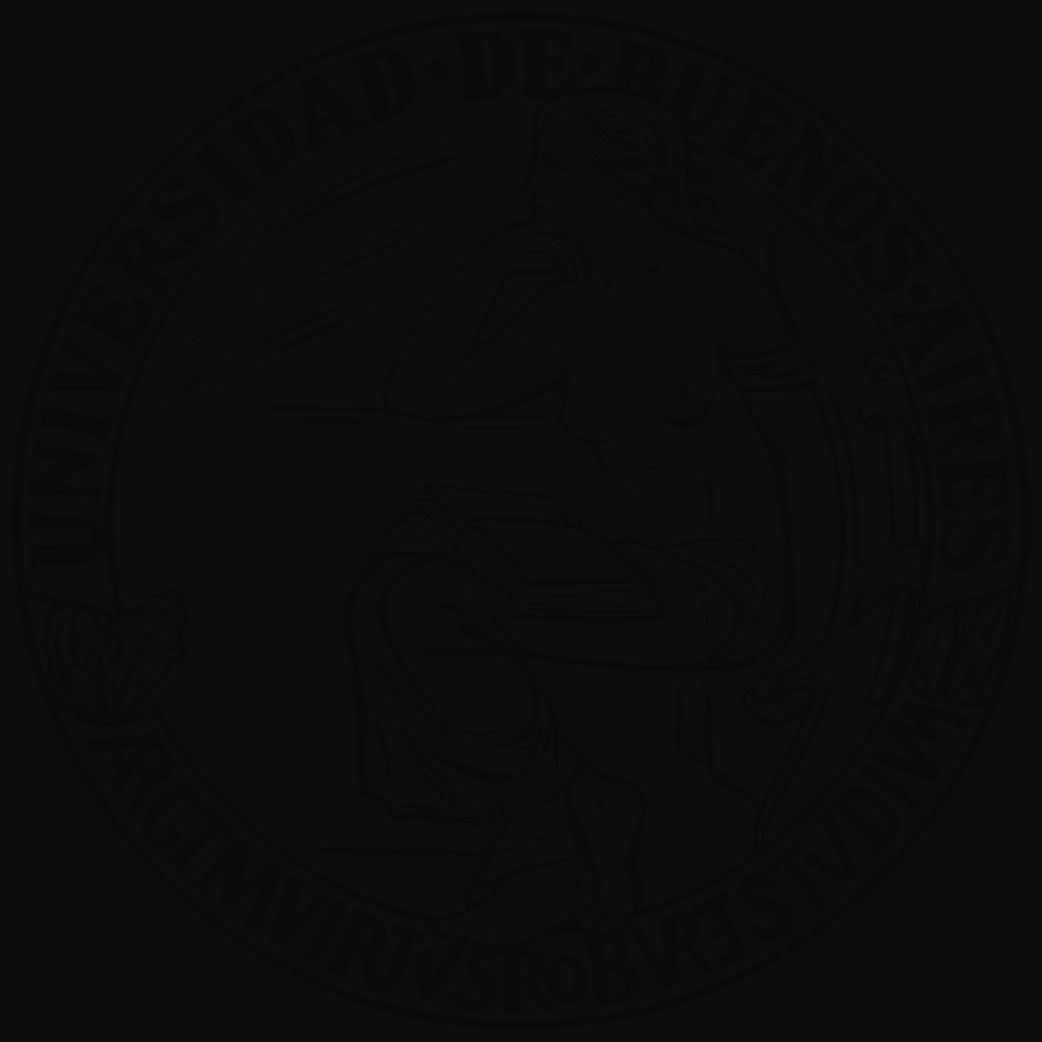 UBA Logo [University of Buenos Aires] png