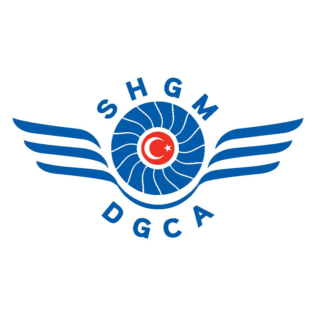 Sivil Havacılık Genel Müdürülüğü Logo   SHGM png