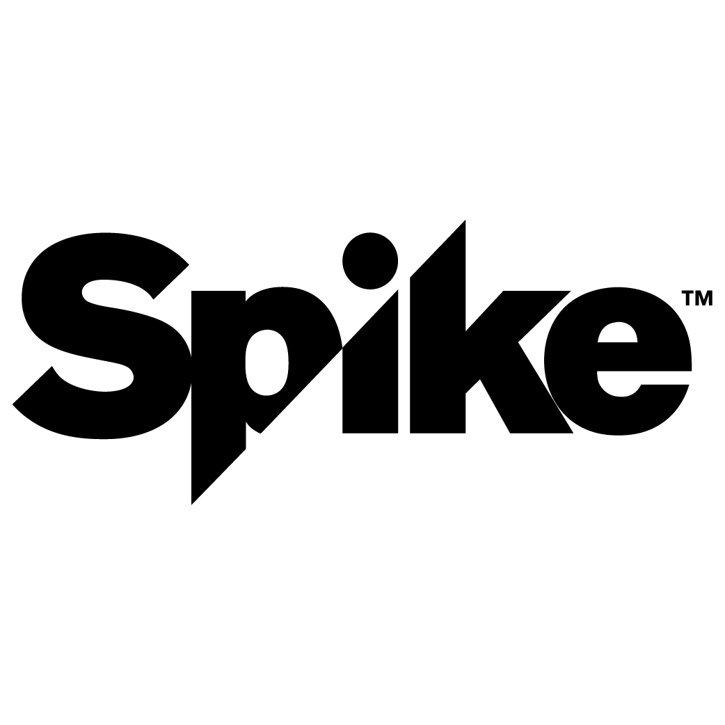 Spike Logo [TV Networks] png
