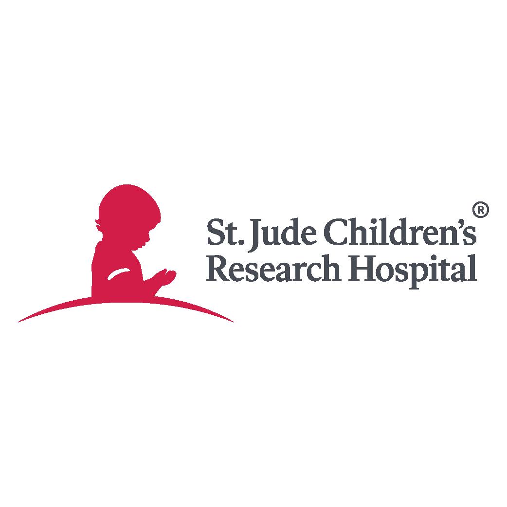 St. Jude Childrens Research Hospital Logo [stjude.org] png