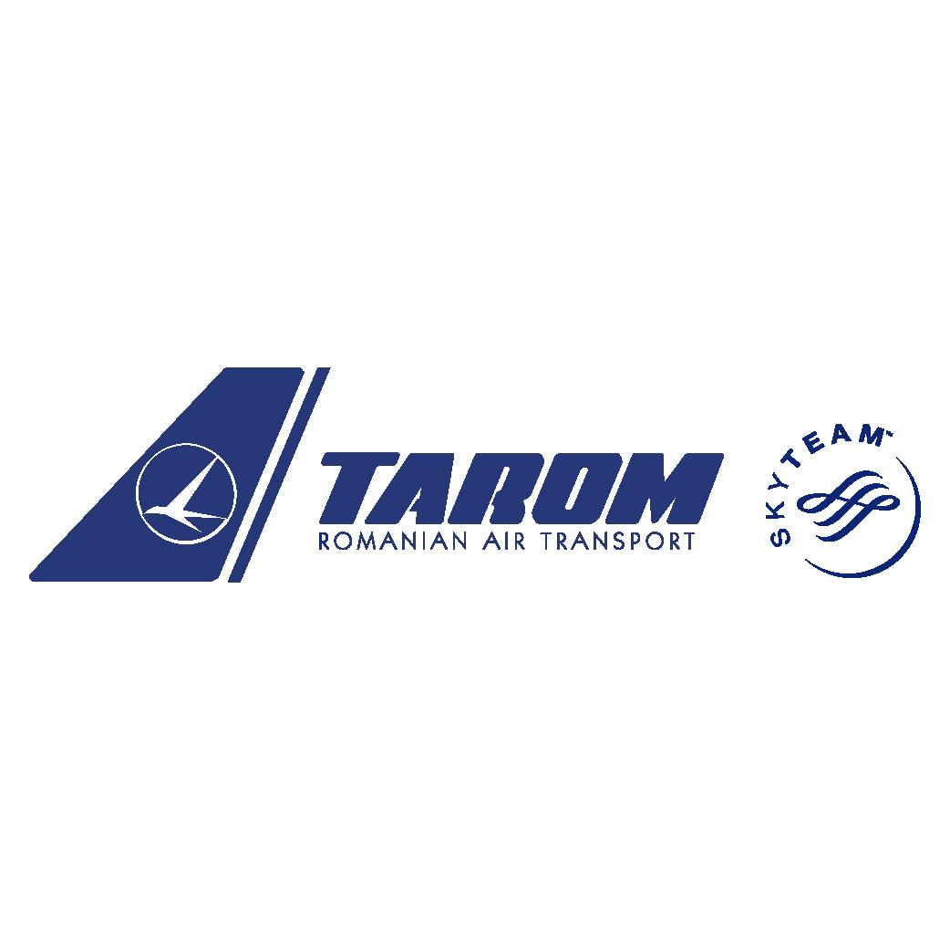 TAROM Logo [Romanian Air Transport] png