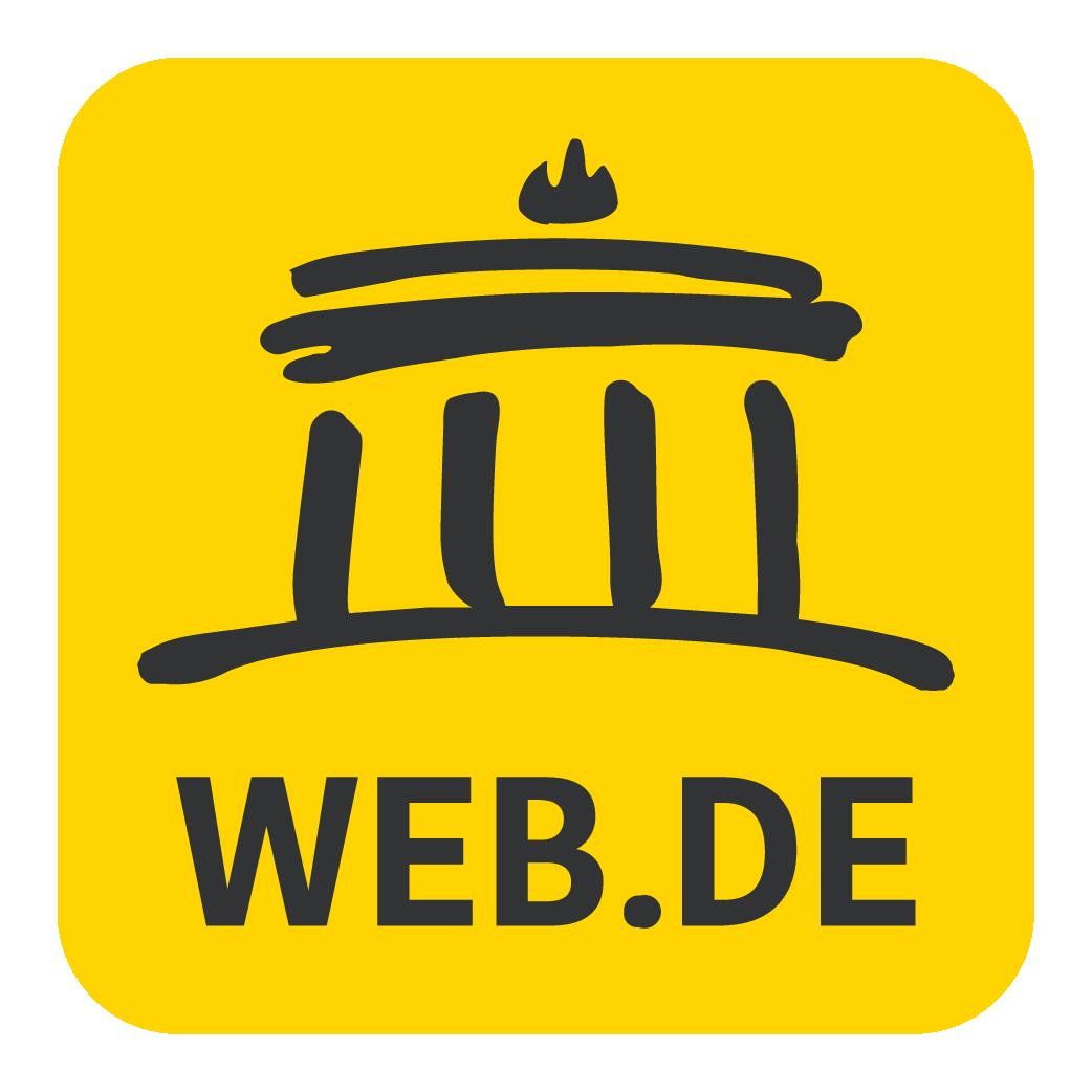 Web.de Logo png