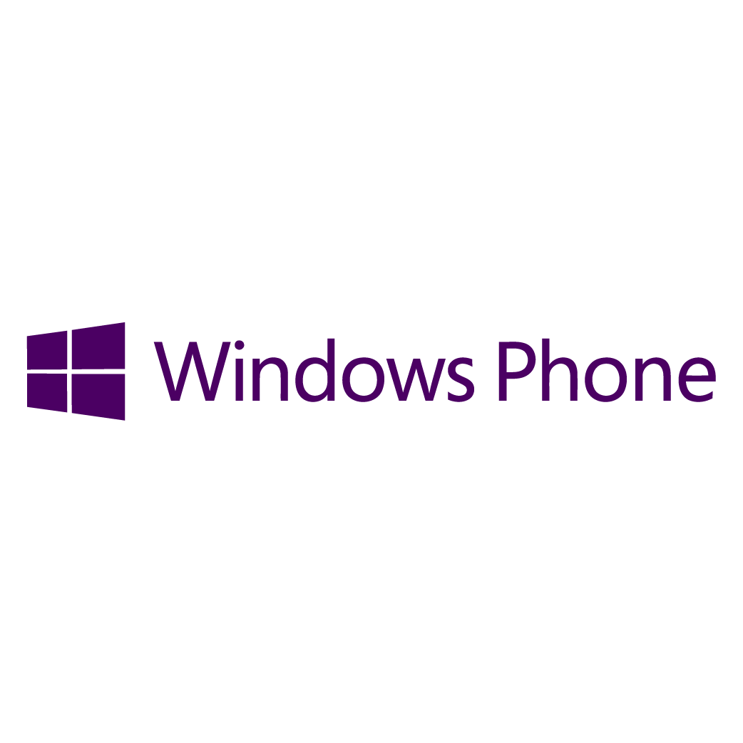 Windows Phone Logo png