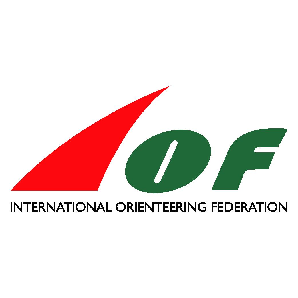 International Orienteering Federation (IOF) Logo png