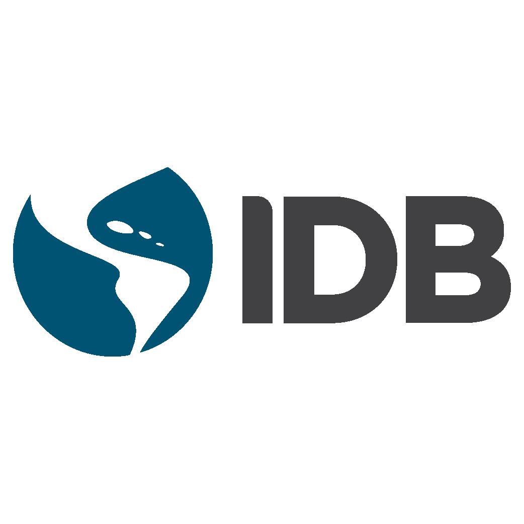 IDB   Inter American Development Bank Logo png