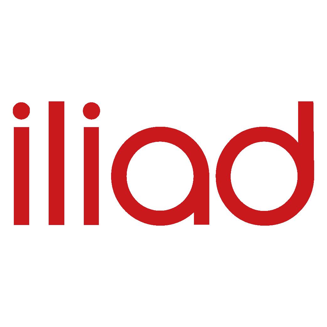 Iliad Logo png