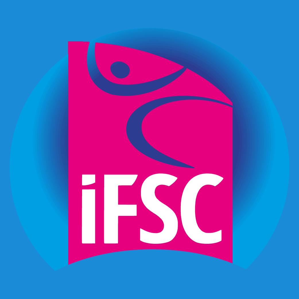 International Federation of Sport Climbing (IFSC) Logo png