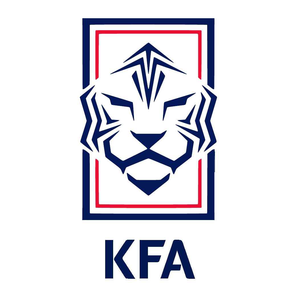 Korea Football Association Logo & South Korea National Football Team png