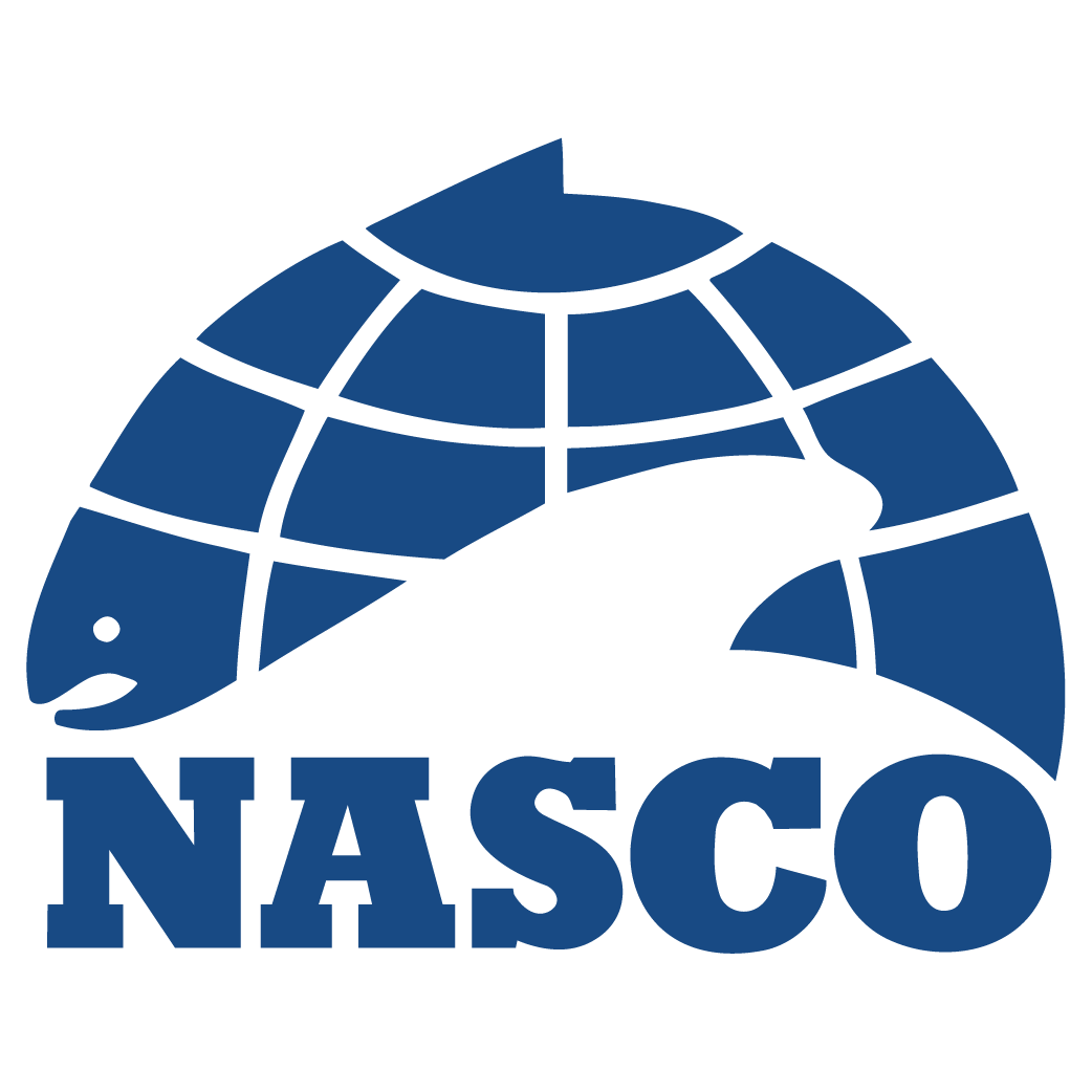 NASCO Logo   North Atlantic Salmon Conservation Organization png