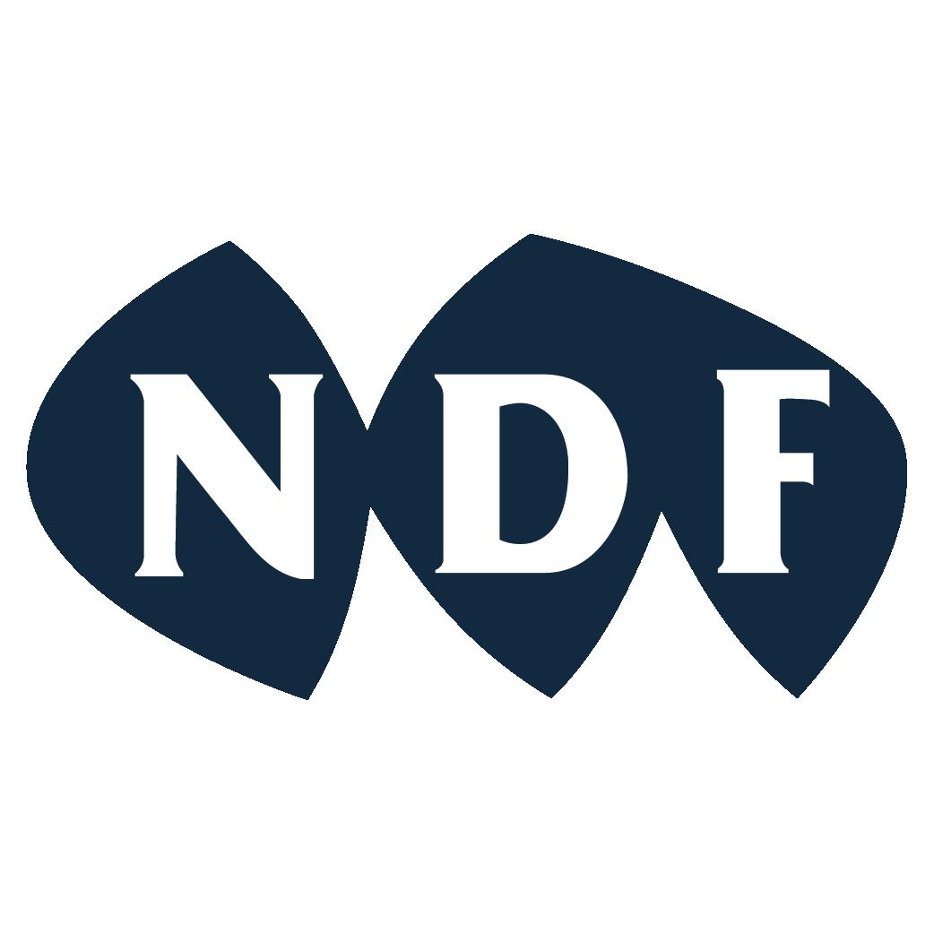 NDF   Nordic Development Fund Logo png