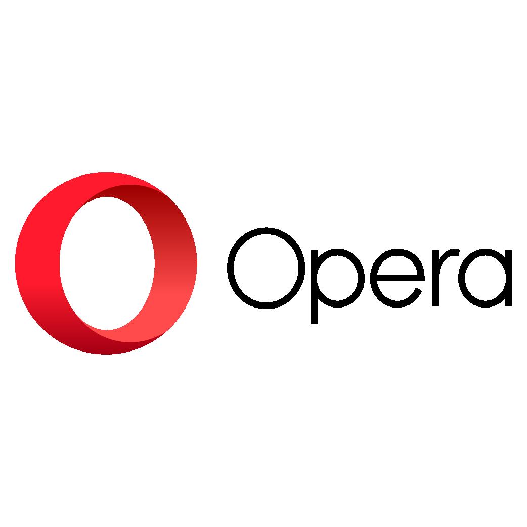 Opera Logo [Browser] png