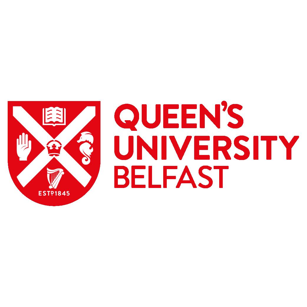 Queens University Belfast Logo png