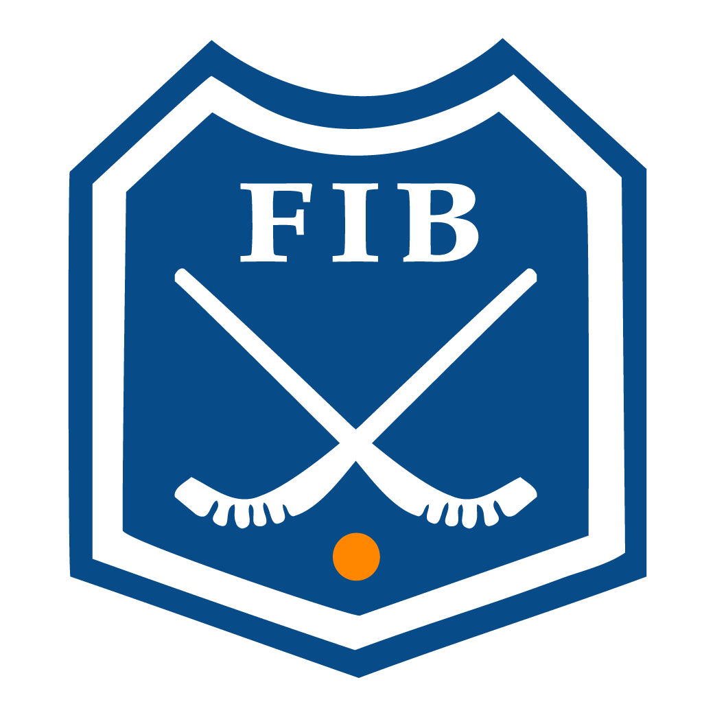 FIB   Federation of International Bandy Logo png