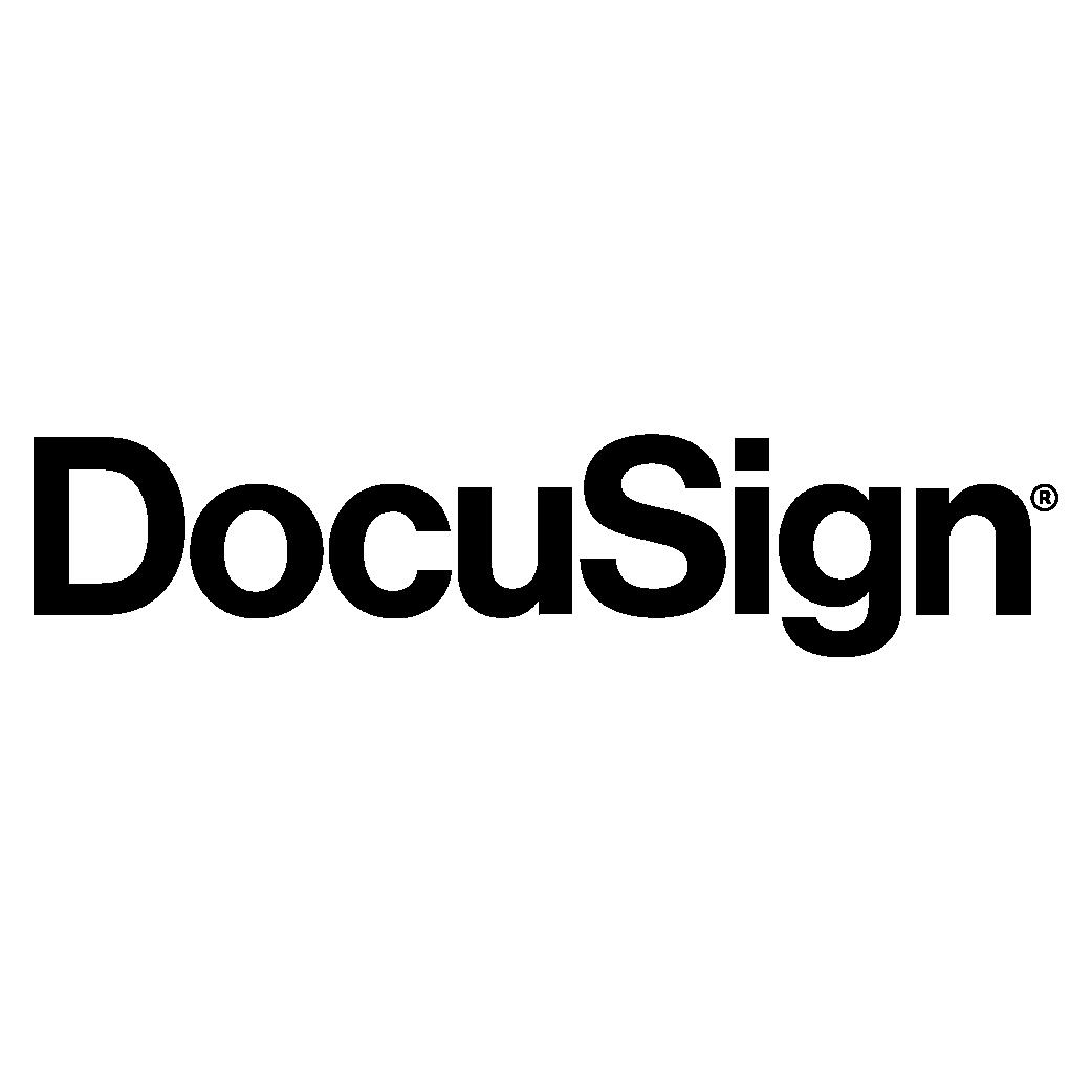DocuSign Logo png
