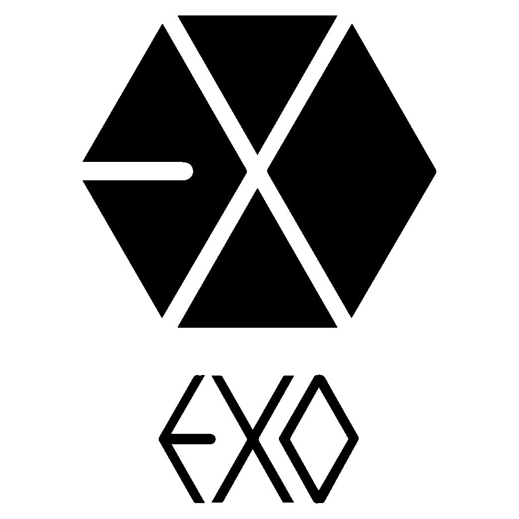 EXO Logo [Band] png