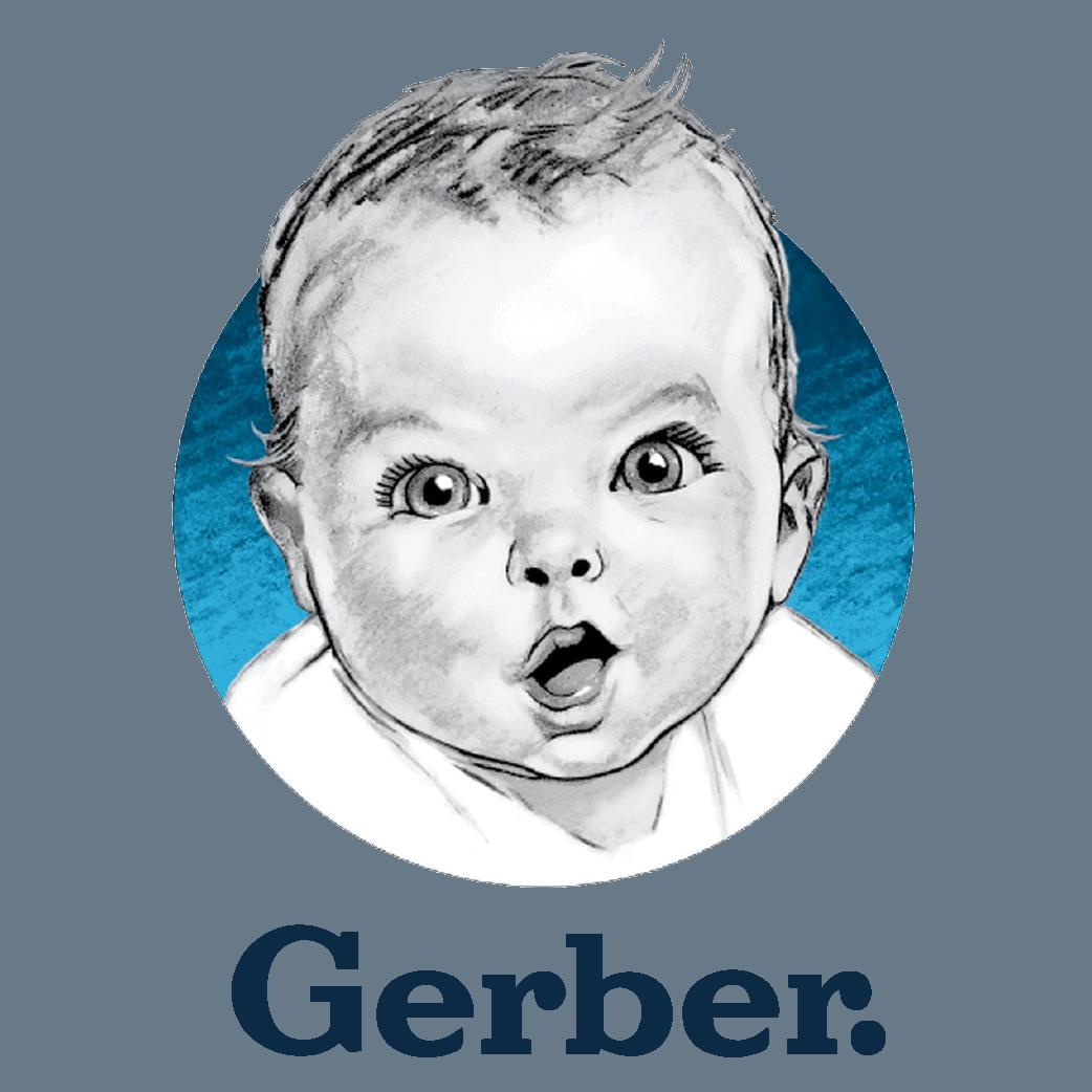 Gerber Logo (Nestle) png