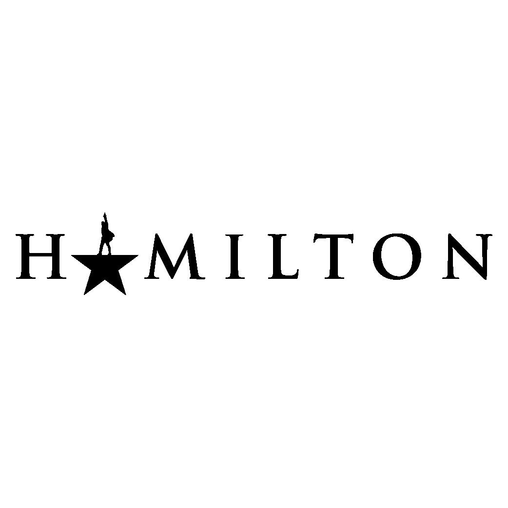 Hamilton Musical Logo png