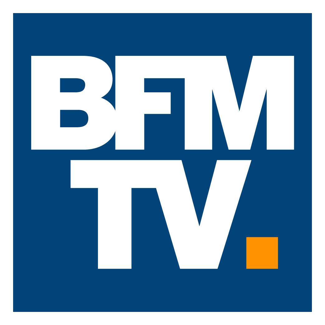 BFM TV Logo png