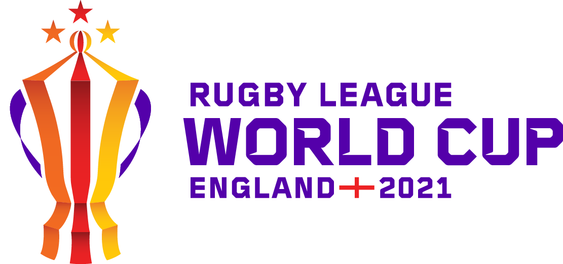 2021 Rugby League World Cup Logo png