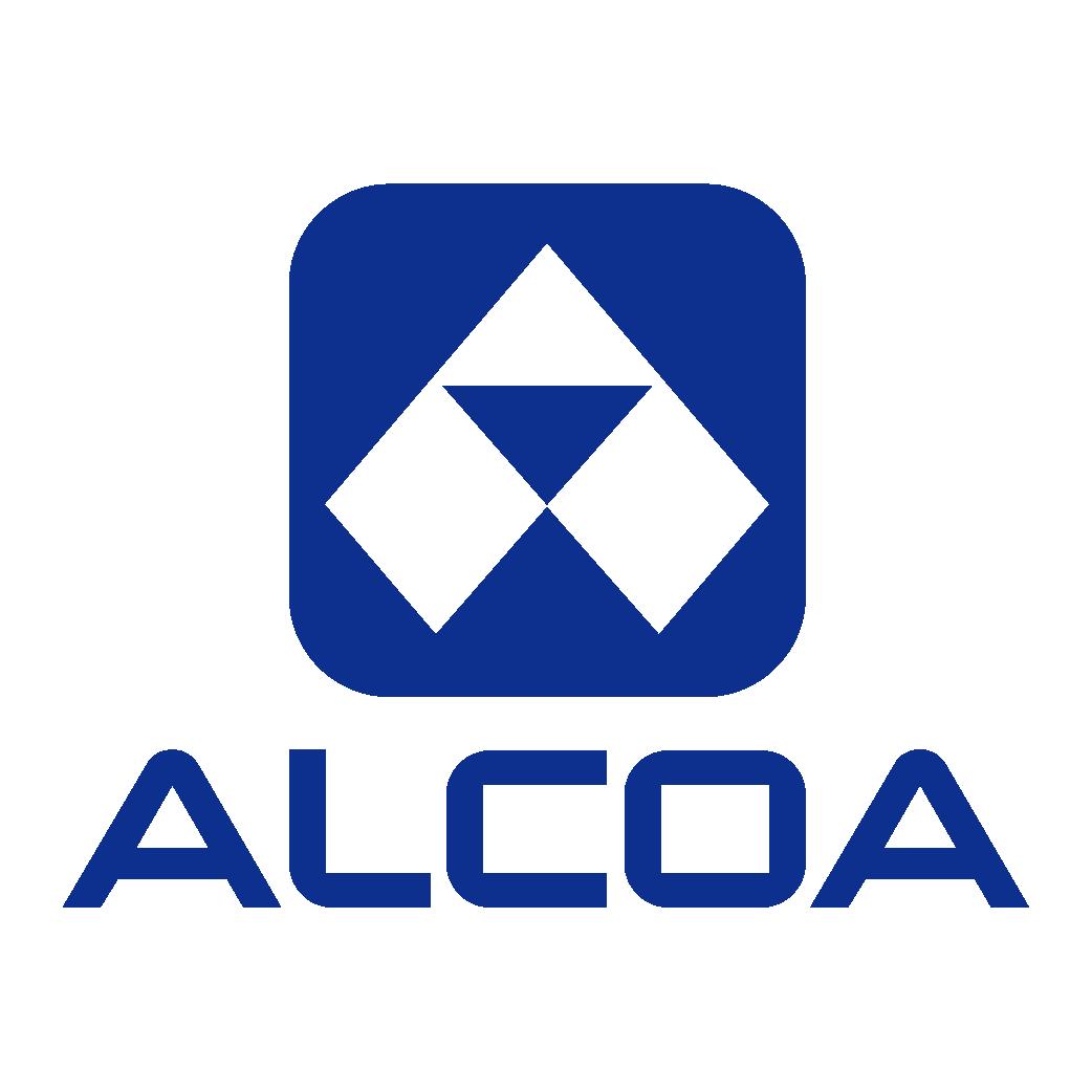 Alcoa Logo   Aluminum Company of America png