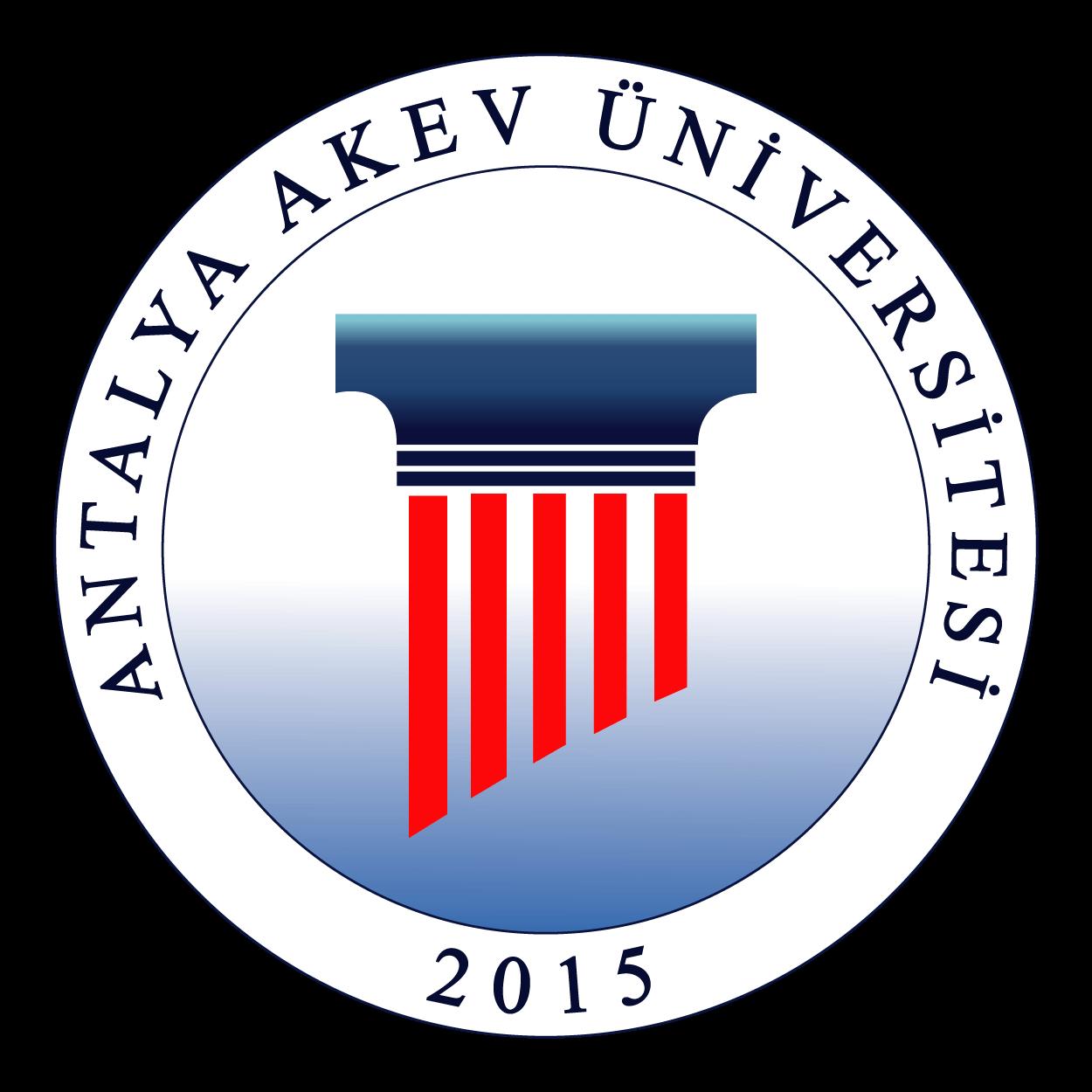 Antalya AKEV Üniversitesi Logo png