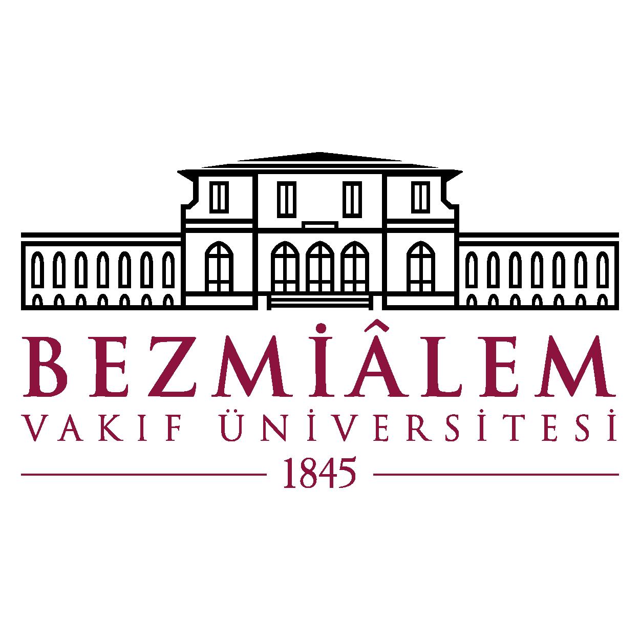 Bezmialem Vakıf Üniversitesi Logo (İstanbul) png