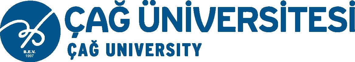 Çağ Üniversitesi Logo (Mersin) png