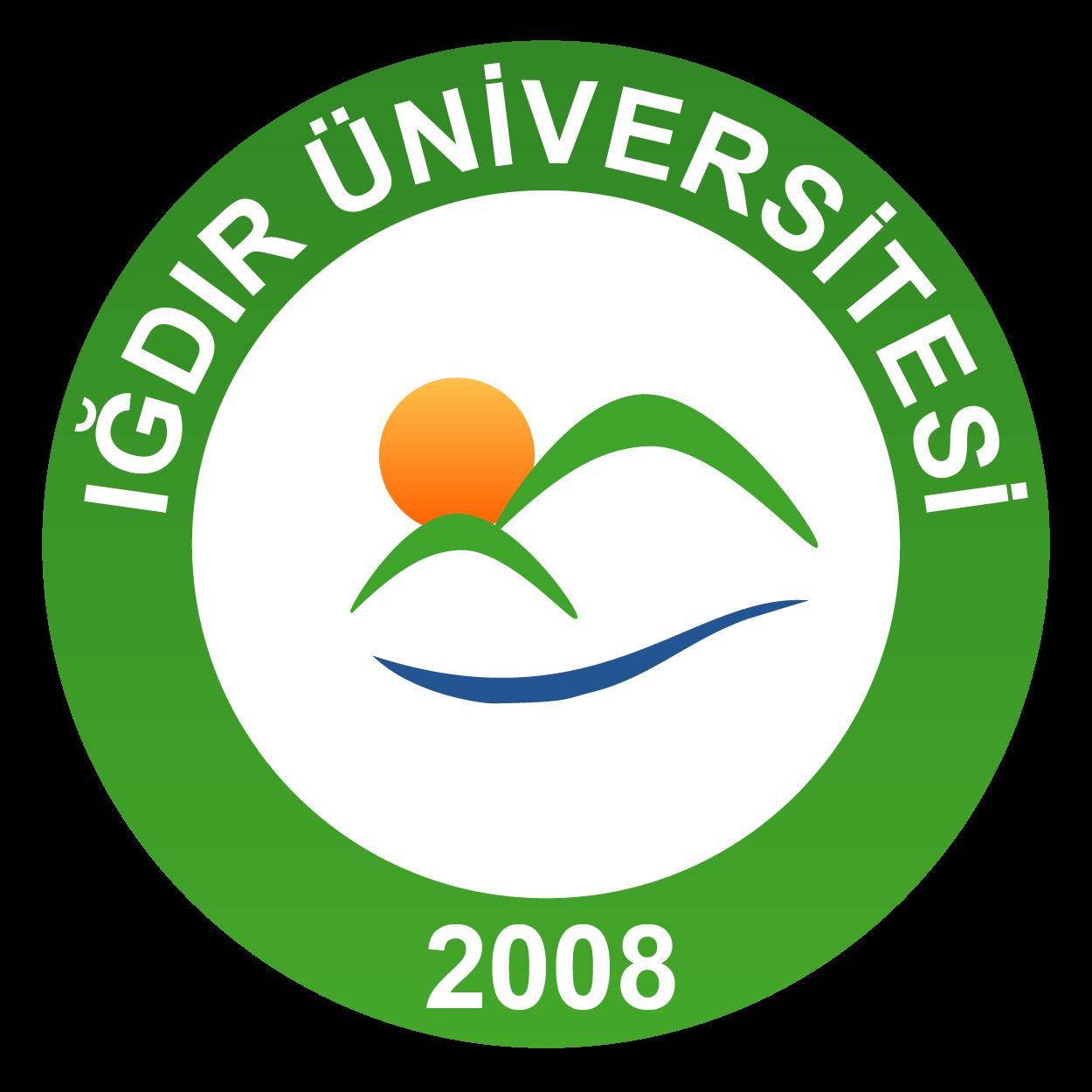 Iğdır Üniversitesi Logo png