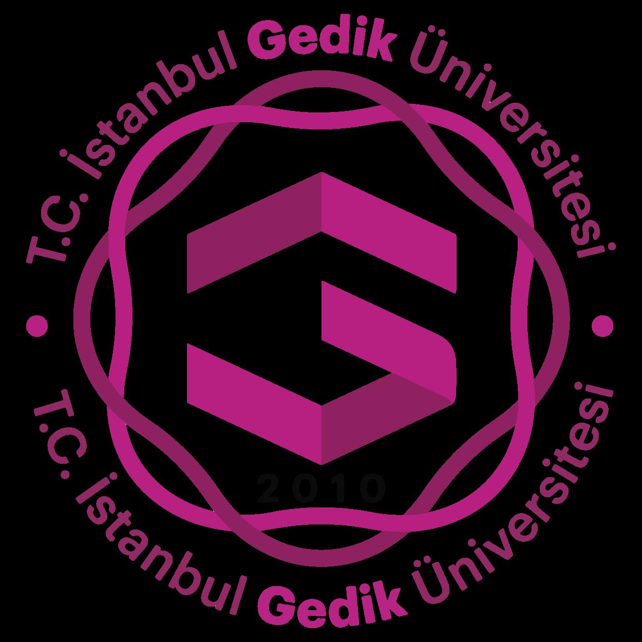 İstanbul Gedik Üniversitesi Logo png