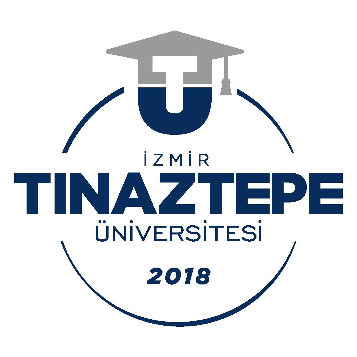 İzmir Tınaztepe Üniversitesi Logo png