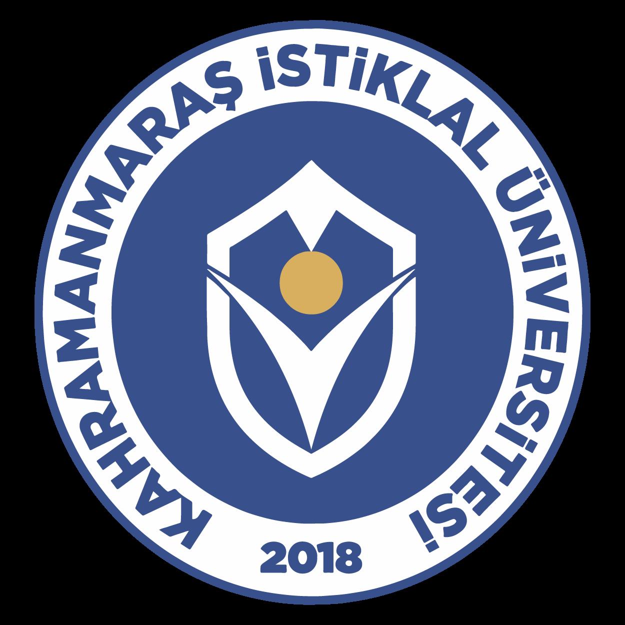 Kahramanmaraş İstiklal Üniversitesi Logo png