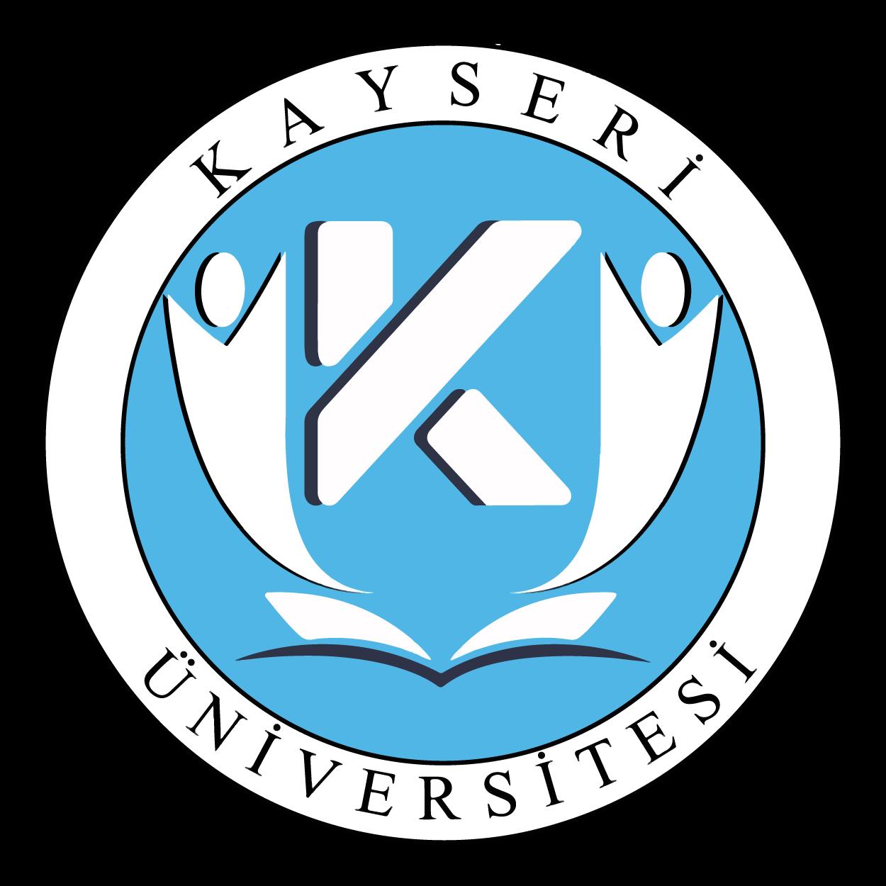 Kayseri Üniversitesi Logo png