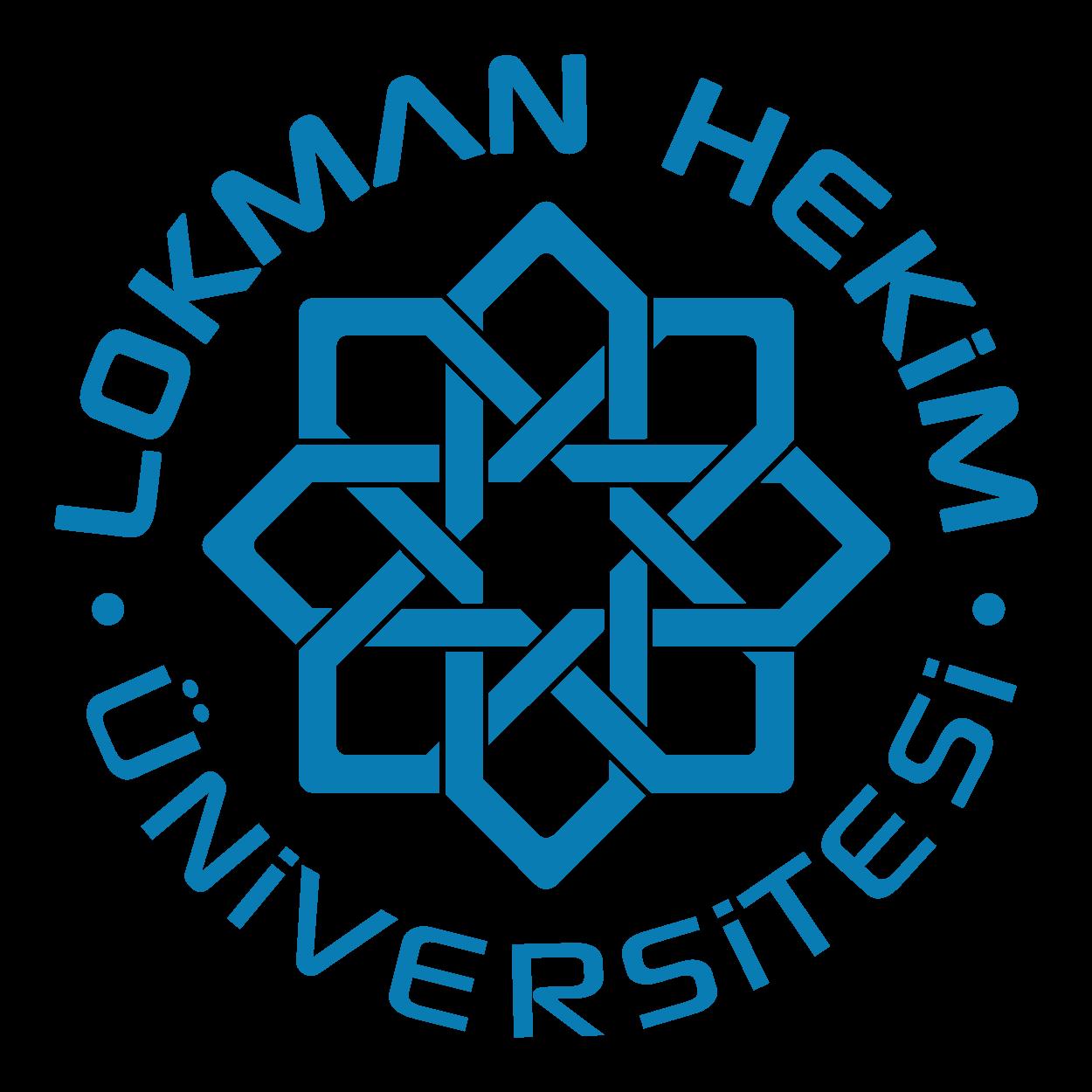 Lokman Hekim Üniversitesi Logo (Ankara) png