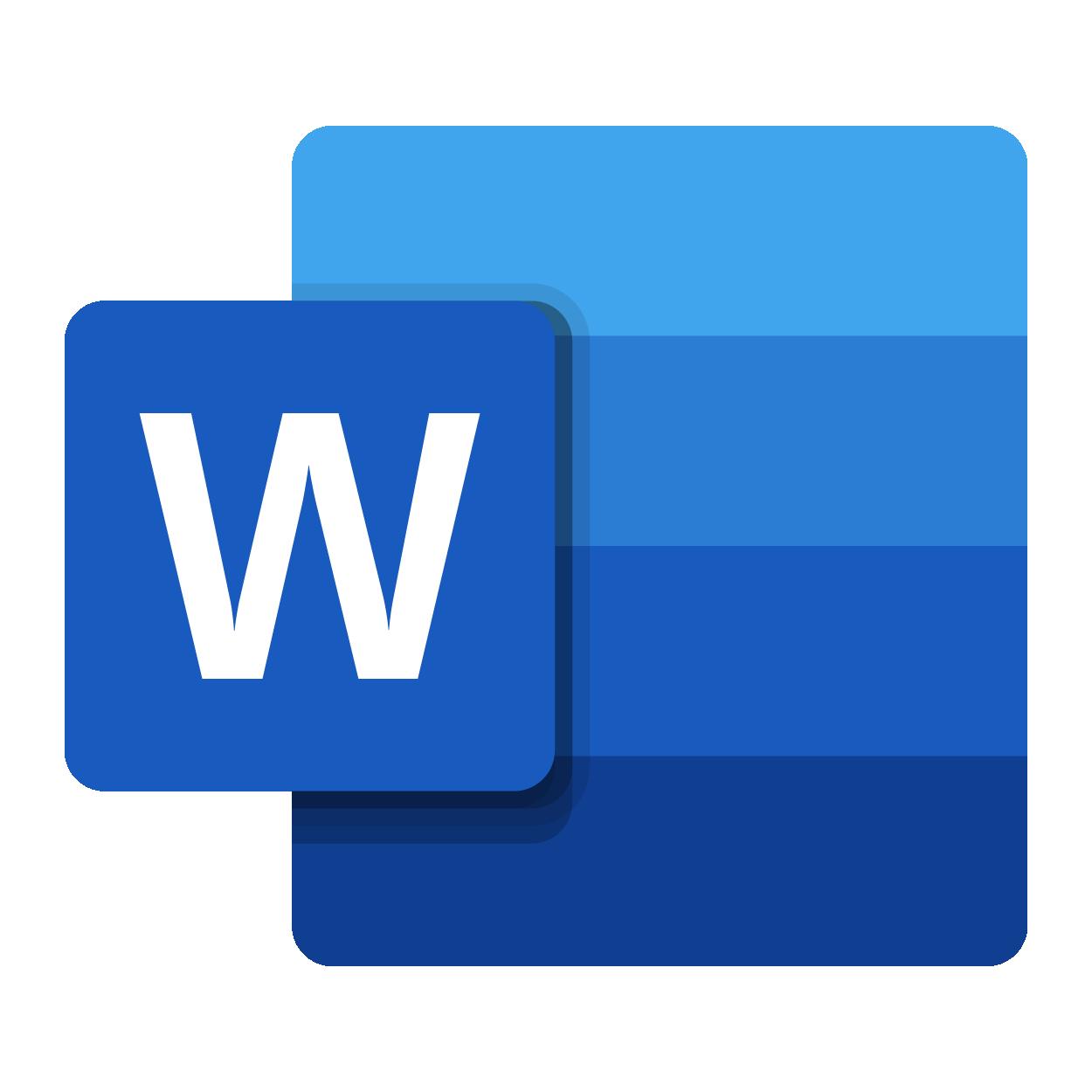 Word Logo png