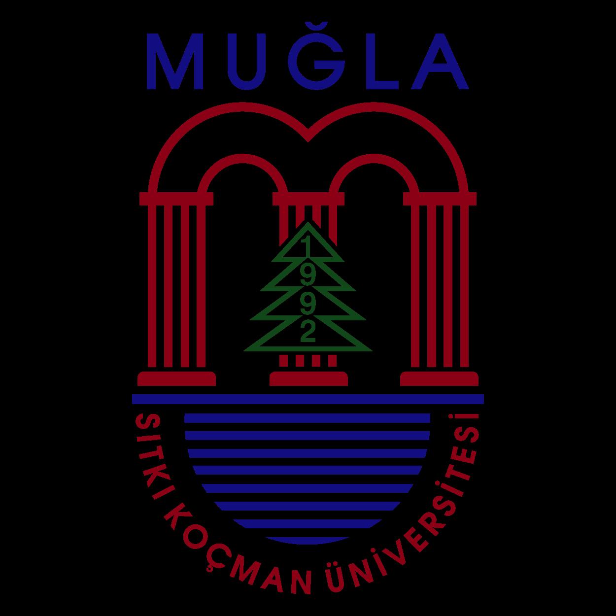 Muğla Sıtkı Koçman Üniversitesi Logo png