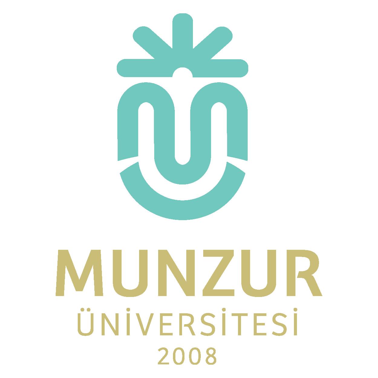 Munzur Üniversitesi Logo (Tunceli) png