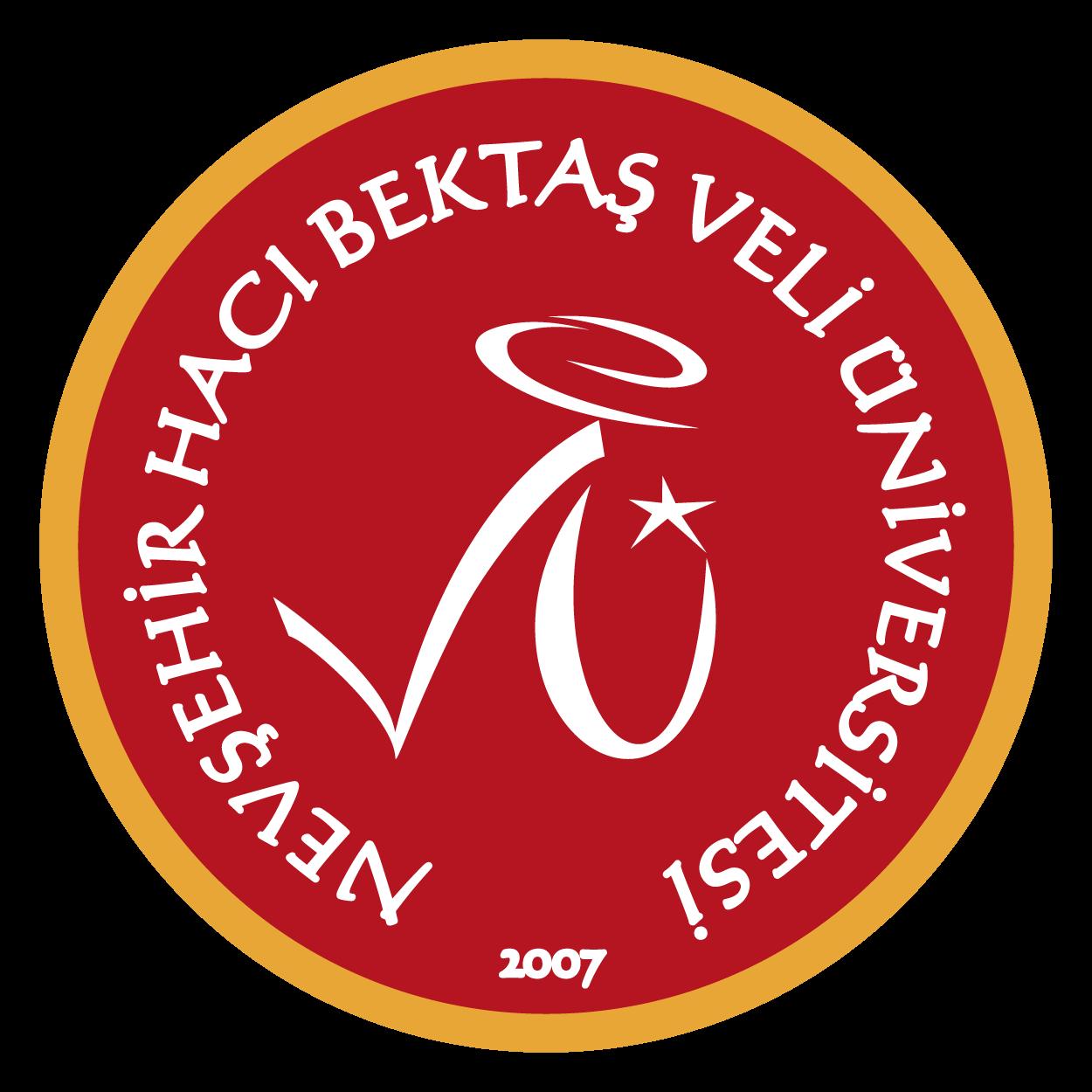 Nevşehir Hacı Bektaş Veli Üniversitesi Logo png